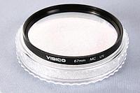 VISICO Фильтр UV 62 mm ультрафиолетовый