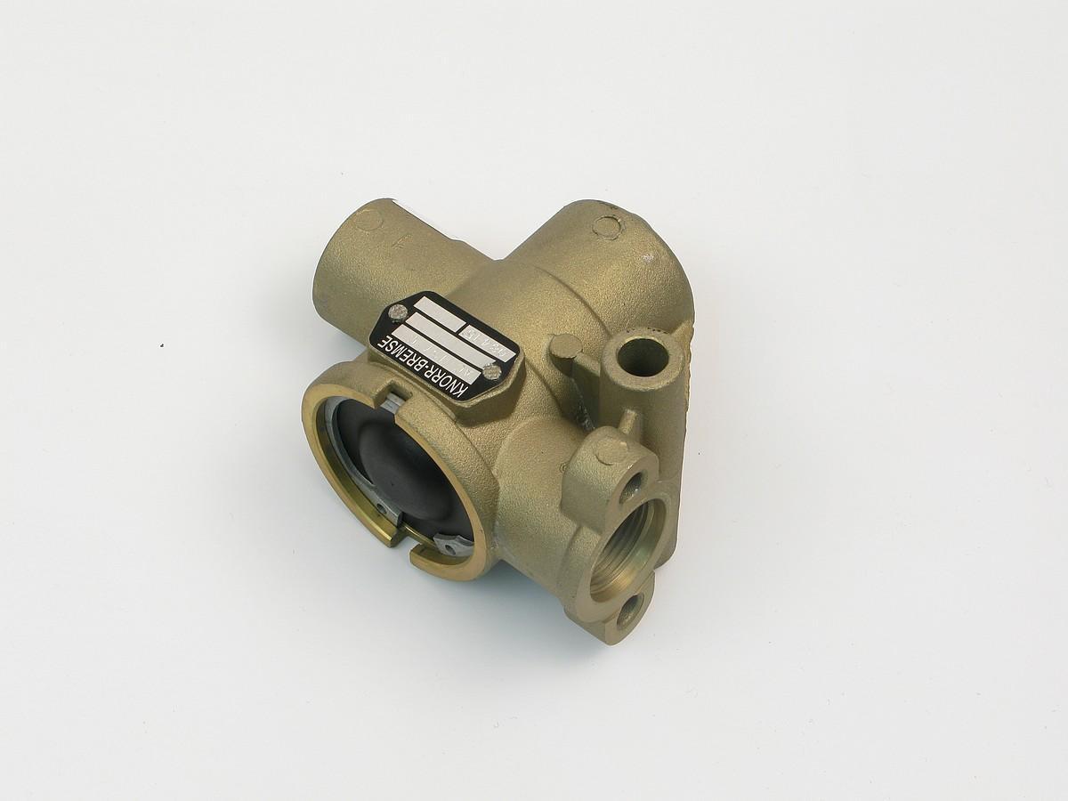 Кран ограничения давления Аналог RVI 5010260893 / AC157C Турция