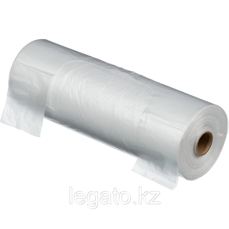 Пакет-майка  в рулоне 25/14*42 8мкр (1*200) 30рул/меш