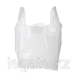 Пакет-майка 30*73 35 мкр (ПЛОТНЫЙ)50 шт /упак 500 шт/кор