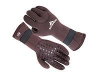 Перчатки Scorpena С - 6 мм,M, коричневый