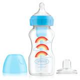 Противоколиковая бутылочка Dr.Brown's OPTIONS с широким горлышком, 270 мл