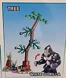 Конструктор Zuanma DINOSAUR аналог лего LEGO Jurassic World  динозавры Мир юрского периода 049-2, фото 5