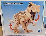 Конструктор Zuanma DINOSAUR аналог лего LEGO Jurassic World  динозавры Мир юрского периода 049-2, фото 7