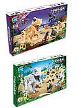 Конструктор Zuanma DINOSAUR аналог лего LEGO Jurassic World  динозавры Мир юрского периода 049-2, фото 10