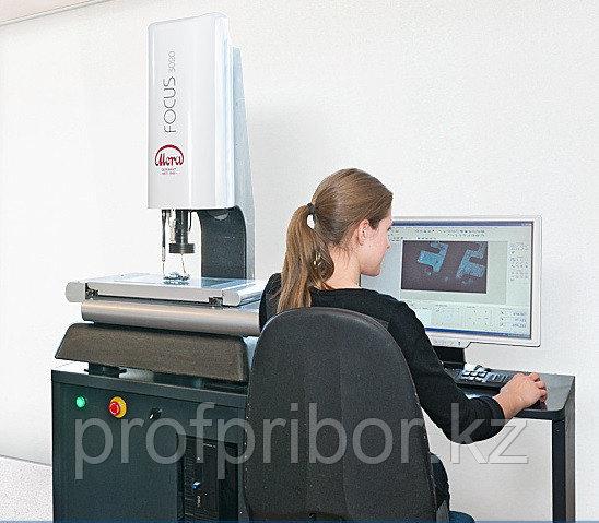 Измерительная машина Mora Focus с ЧПУ