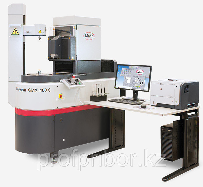 Измерительная машина Mahr MarGear GMX 400 C