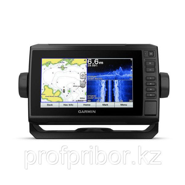 Эхолот-картплоттер Garmin EchoMap Plus 72sv GT52