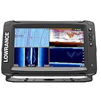Картплоттер Lowrance Elite-9TI Mid/High/TotalScan, фото 1