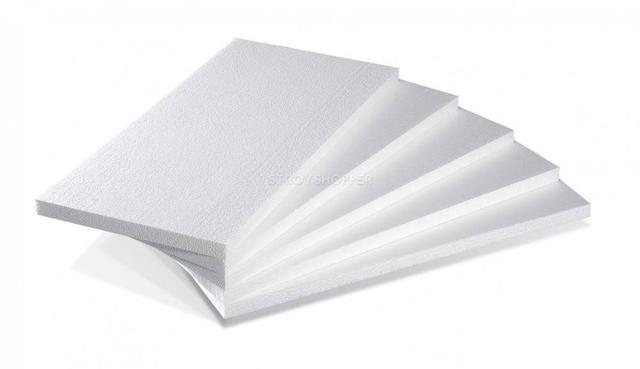 Пенопласт для теплоизоляции