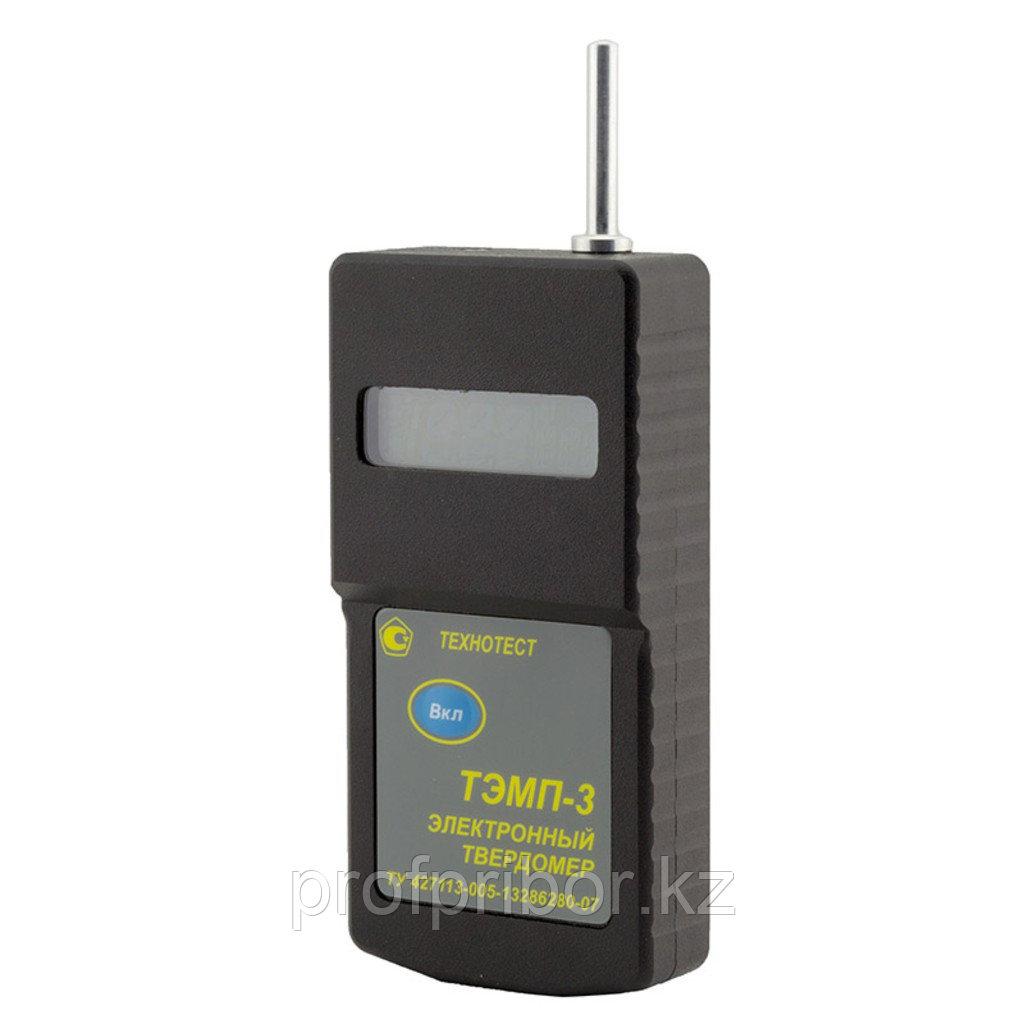 Твердомер ТЭМП-3 в металлическом корпусе