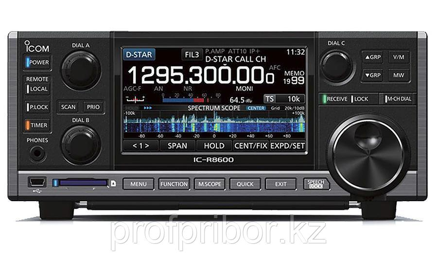 Трансивер Icom IC-R8600