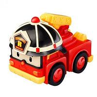 Игрушка Robocar Poli 83161 Рой металлическая машинка 6 см