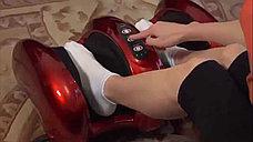 Массажер для стоп и лодыжек «Блаженство» красный, фото 3