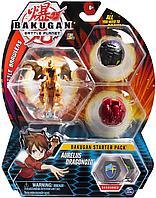 Бакуган стартовый набор Bakugan Aurelus Draganoid, фото 1