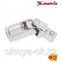 Шарнир карданный 1/4, CrV, MATRIX 13993