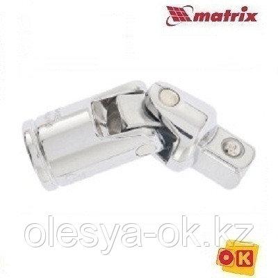 Шарнир карданный 3/8, CrV, MATRIX 13994