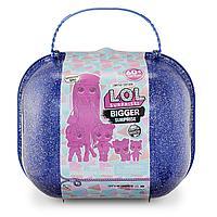 ЛОЛ большой чемодан LOL Surprise Winter Disco Bigger, фото 1
