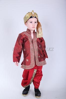 Аренда детских национальных костюмов