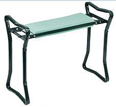 Скамейка-подставка для работы на даче, фото 2