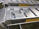 Погрузочные рампы 8850 кг, 2500 мм производство, фото 2