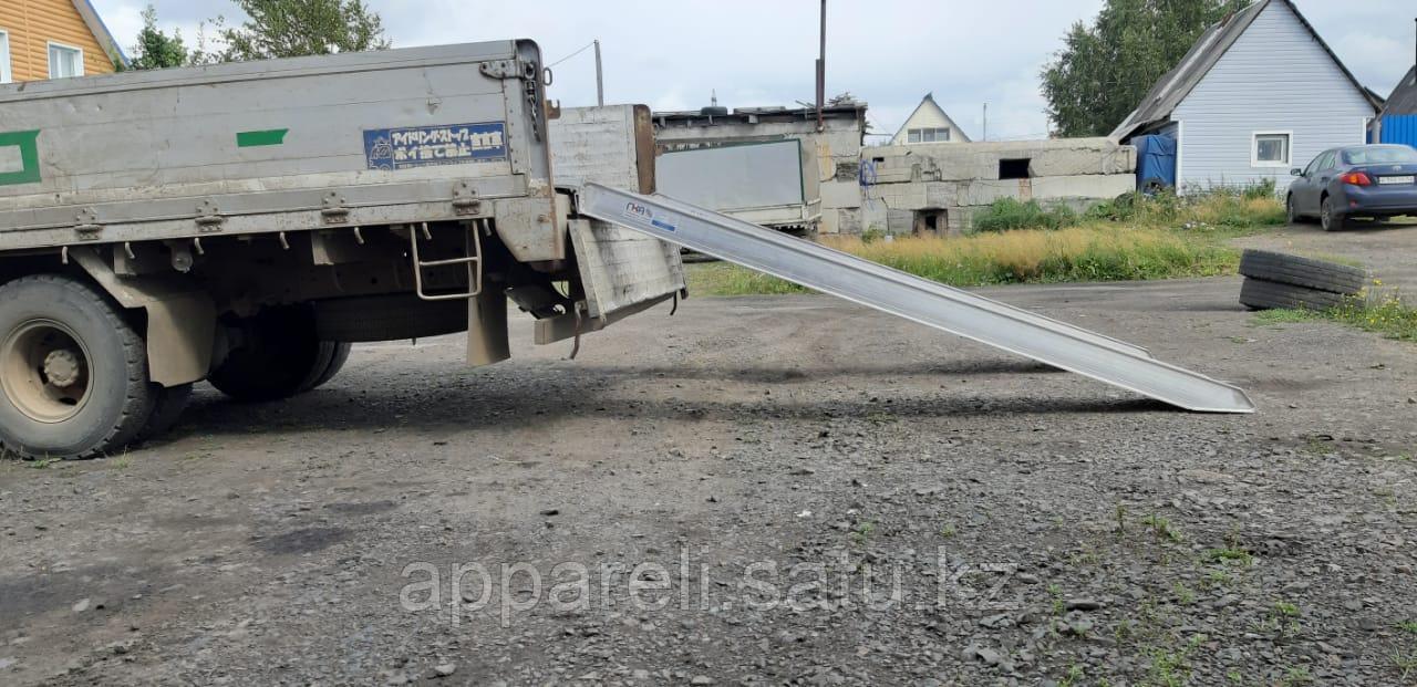 Алюминиевые трапы 4900 кг, 3,5 метра от производителя