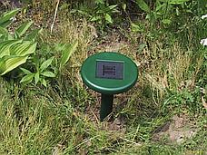 Отпугиватель грызунов на солнечной батарее Солар Репеллер (Solar Repeller), фото 3