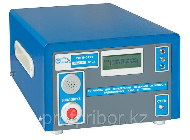 Радиометр УДГБ-01Т1