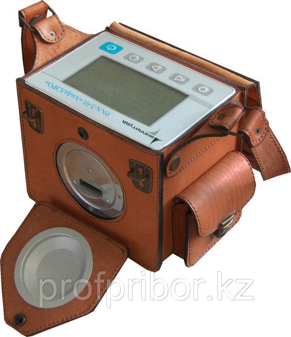 Радиометр АльфаАЭРО РАА-3-01