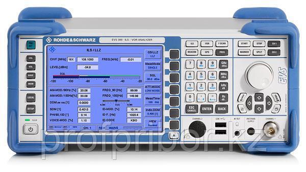 Анализатор R&S EVS300