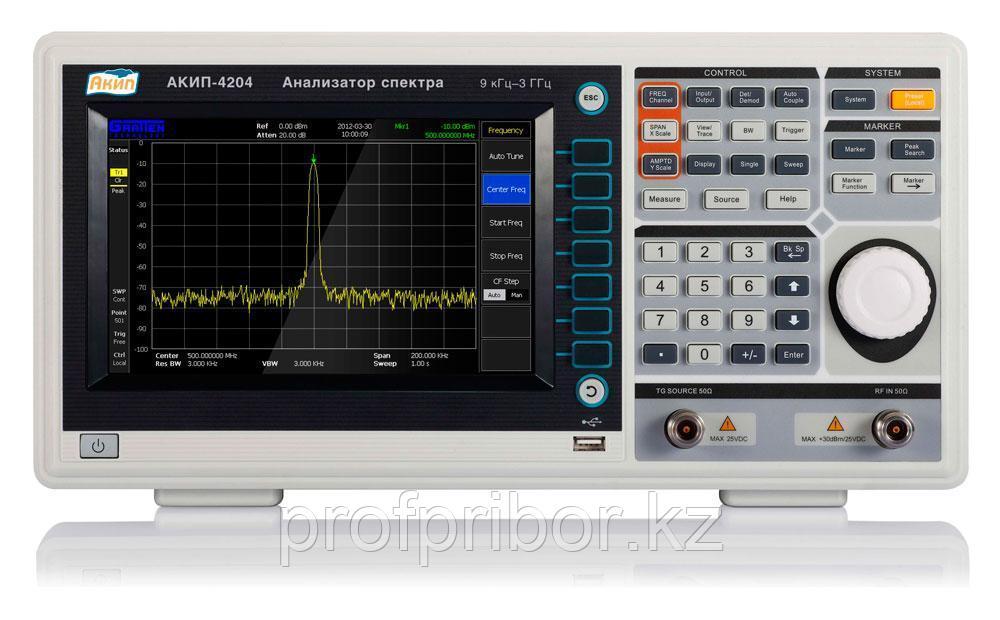 Анализатор АКИП-4204 TG