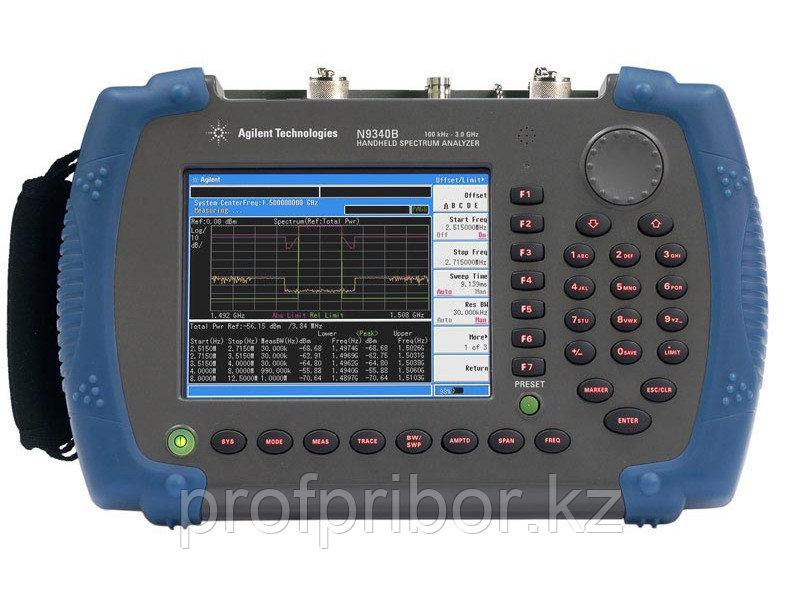 Анализатор Agilent N9340B