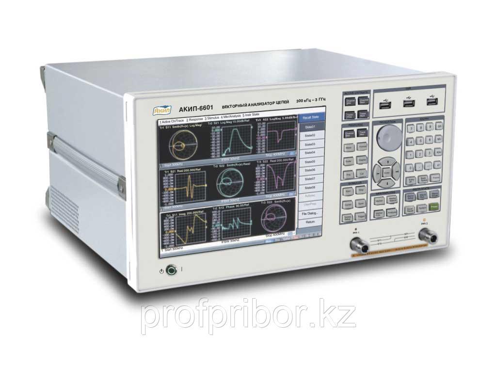 Анализатор АКИП-6601
