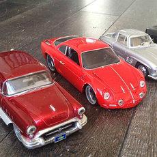 Коллекционные модели транспорта