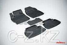 Резиновые коврики для Mazda CX-7 2007-н.в.