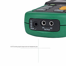 Цифровой измеритель уровня шума (шумомер) Mastech MS6700., фото 3