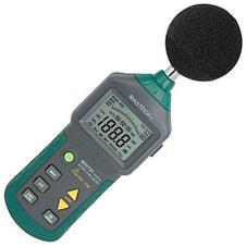 Mastech MS6700. Профессиональный шумомер цифровой. 30-130 дБ, погрешность 1.5 дБ, фото 2