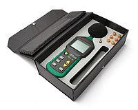 Mastech MS6700. Профессиональный шумомер цифровой. 30-130 дБ, погрешность 1.5 дБ
