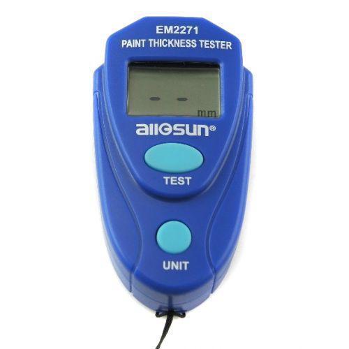 Толщиномер автомобильный для лакокрасочного покрытия (Allsun EM2271)