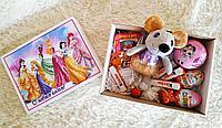 """Новогодний подарочный набор для девочек """"Принцессы Диснея"""", фото 1"""