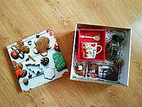 Новогодний подарочный набор с кружкой, фото 1