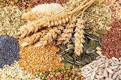 Крупы и семена