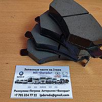 Колодки тормозные передние ZAZ Forza