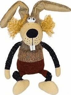 Кролик Робин , 19 см.