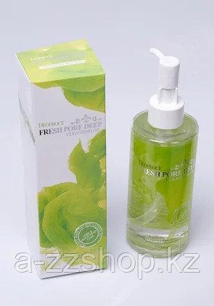 Deoproce fresh pore deep cleansing oil - Гидрофильное масло для глубокого очищения пор Виноградное