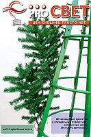 Сосны искусственные искусственная ель, елки искусственные, елки из пвх леска 3 м (диаметр 1.3 м), фото 10