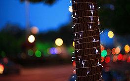Гирлянды светодиодные, новогодние гирлянды, гирлянды для улицы