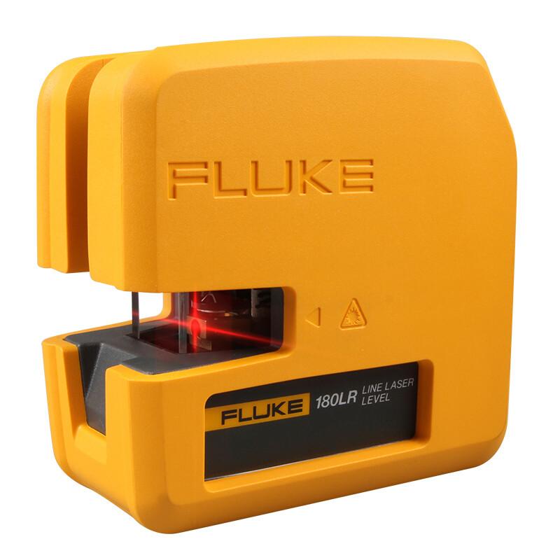Лазерный уровень Fluke 180LR с лазерным детектором Fluke LDR
