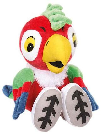 Игрушка мягкая говорящая «Попугай Кеша», фото 2