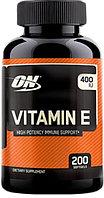Витамины VITAMIN E 400 IU 200 SOFTGELS.